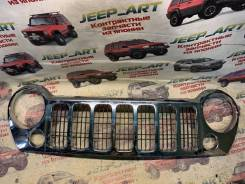 Решетка радиатора Jeep Liberty/ KJ