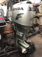 Honda. 30,00л.с., 4-тактный, бензиновый, нога S (381 мм), 2005 год
