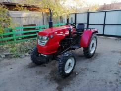 Xingtai. Продаётся трактор синтай 244 4wd, с навесным оборудованием плуг, сенок, 24 л.с.
