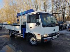 Nissan Diesel. Продам самогруз , 7 000куб. см., 5 000кг., 4x2