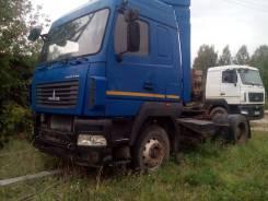 Тягач седельный МАЗ 544018-1320-031, В г. Макарьеве, 2012