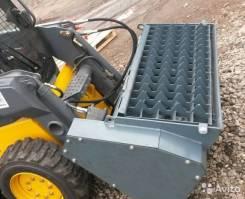Бетоносмесительный ковш 400 л для минипогрузчиков