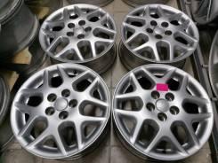 Оригинальные литые диски Тойота Виста 15 (5*100) 6jj et+45 цо54.1мм