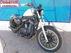 Harley-Davidson Sportster Iron 883 XL883N 23126, 2010