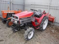 Yanmar F175. Трактор 17л. с.,3 цилиндра, 4wd, ВОМ, навеска на 3т, высокий клиренс, 17 л.с.