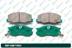Колодки тормозные дисковые G-brake GP-02150