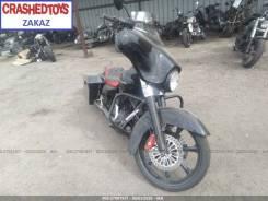 Harley-Davidson Street Glide FLHX. 1 600куб. см., исправен, птс, без пробега. Под заказ