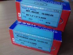 Кольца поршневые 85mm. STD,0.50 Mitsubishi 4G63K 16V