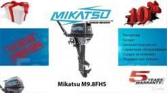 2Х-тактный лодочный мотор mikatsu M9.8FHS
