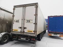 Schmitz S.KO. Полуприцеп рефрижератор Schmitz Cargobull SKO24/L с пробегом, 28 420кг.