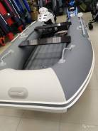 Мастер лодок Таймень. 2020 год, длина 3,40м., двигатель подвесной, 15,00л.с., бензин