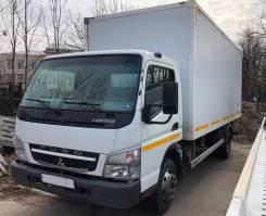 Mitsubishi Fuso Canter. Fuso Canter 2016 г. в. изотермический фургон, 4 900куб. см., 5 000кг., 4x2
