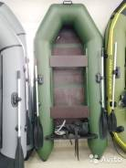 Мастер лодок Аква 2800. 2019 год, длина 2,80м., двигатель подвесной, 5,00л.с., бензин