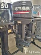 Лодочный мотор yamaha 30 hmhs, б/у