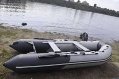 Лодка пвх Ривьера 3600sk