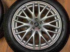 Оригинальные летние колеса на Audi Q7 4M R20