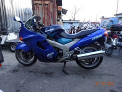 Kawasaki ZZR 1100 Ninja РАСРОЧКА КРЕДИТ, 1997
