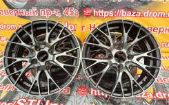 Weds Sport SA-20R R15.4*100 6J ET38 Japan Ковка