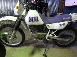 Suzuki Djebel 125. 250куб. см., исправен, птс, без пробега