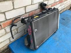 Радиатор основной + радиатор кондиционера Toyota Allion, Premio