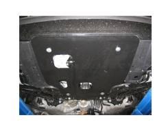 Защита картера Honda Insight 2009-2014г. в. Стальная