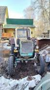 ЮМЗ 6. Трактор ЮМЗ-6, 60 л.с.