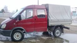 ГАЗ Соболь. Фермер, 2 400куб. см., 1 000кг., 4x4