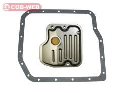 Фильтр трансмиссии с прокладкой поддона COB-WEB 113020. Замена !