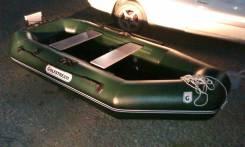 Golfstream. длина 3,00м., двигатель подвесной, 4,00л.с., бензин