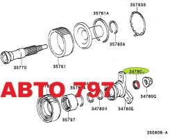 Продам Сальник 9 0312-27001 Toyota