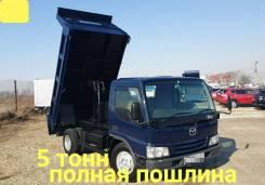 Mazda Titan. , самосвал 5 тонн, 4 600куб. см., 5 000кг., 4x2