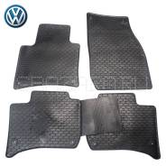 Коврики салона для Volkswagen Touareg (2010-2018)