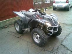 Yamaha Wolverine 450, 2008