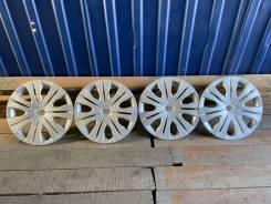 "Колпаки Toyota Corolla Оригинал!. Диаметр 16"", 4шт"