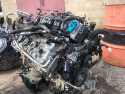 Двигатель в сборе 1UR-FE T. Land Cruiser 2017г 3-я модель пробег 40.000