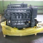 Ремонт двигателя Deutz BF4M1013 и др. модели