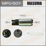 "Топливный насос ""Masuma"", MPU-501 (с сеткой, 100L/H, 3KG/CM2)"