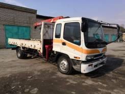 Isuzu Forward. манипулятор 2002 год, 8 200 куб. см., 5 000 кг., 4x2