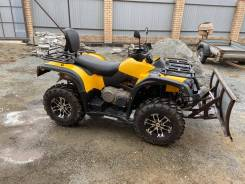 Stels ATV 600, 2015