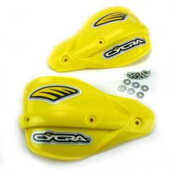 Лопухи на защиту рук CYCRA PROBEND желтые