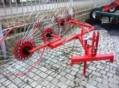 Грабли-ворошилки 4х колёсные ВМ-4
