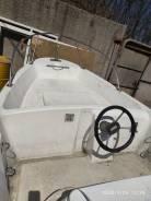 Обмен! Лодка Yamaha с трюмом и аквариумом + мотор Yamaha 25 л. с.