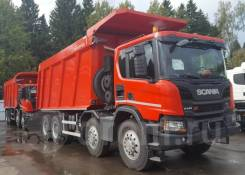 Углевоз ODIN L Scania P440B8X4HZ, 2019