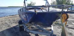 Сарепта моторная лодка