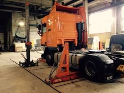 Кузовной ремонт грузовых автомобилей и коммерческой техники