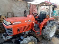Kubota. Трактор kubota, 25,5 л.с.