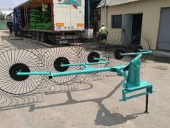 Грабли-ворошилки навесные OGR 5ти колесные 3.3м (усиленные)