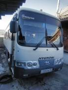 Hyundai Aero Town. Продается автобус hyundai aero town, 33 места