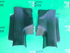 Пластиковые пороги задние Honda CRV 2004г
