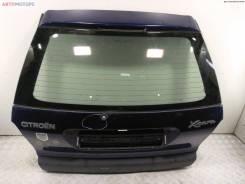 Крышка (дверь) багажника Citroen Xsara 1998 (Универсал)